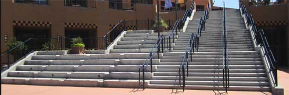Anteater Steps
